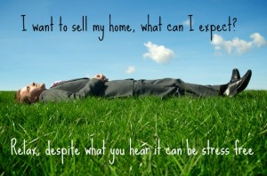 I want to sell my home what can I expect