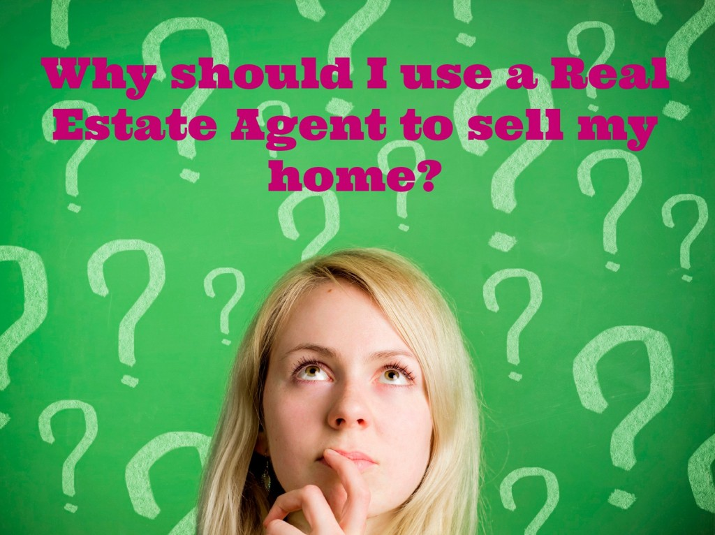 should i use a real estate agent to sell my home coral springs real