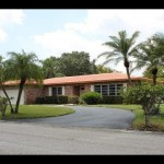 Home for sale in Coral Springs Country Club