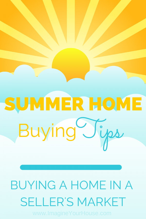 Buying a home in seller's market