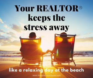 Coral Springs Realtor keeps stress away