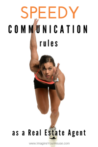 Communication skills as a Real Estate Agent