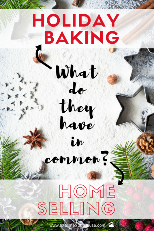 Home Selling needs a recipe for success