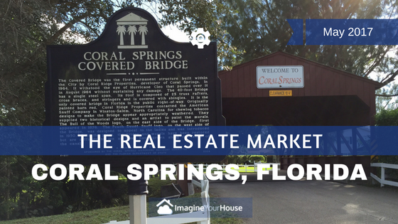 Home Sales in Coral Springs FL May 2017
