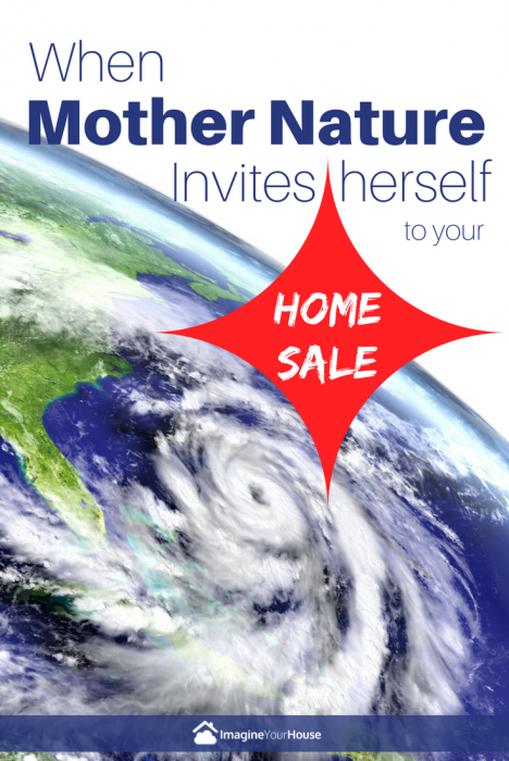 What to expect during a home sale with hurricane