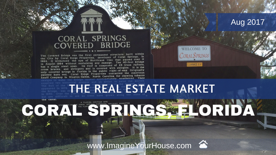 Single Family home sales in Coral Springs Florida