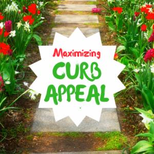 Maximizing Curb Appeal