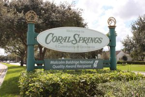 Buy home in Coral Springs Florida