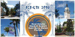 Home sales in East Boca Raton FL