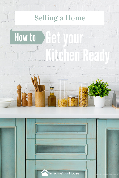 Getting a Kitchen ready when selling a home