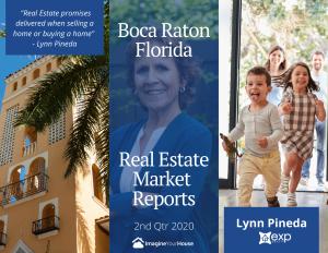 Boca Raton Real Estate Agent reporting