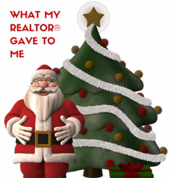 12 Days of Christmas – What My Realtor Gave to Me