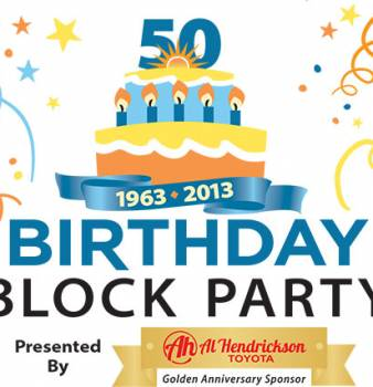 It's a Party – Coral Springs FL 50th anniversary !