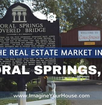 Coral Springs Real Estate Market Report for Jan 2016