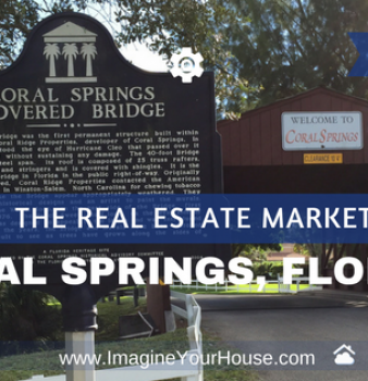 Coral Springs FL Real Estate Market Report for January 2017