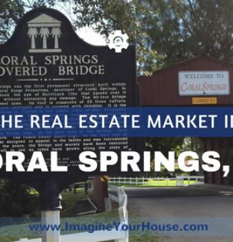 Coral Springs Real Estate Market Report for Nov 2016