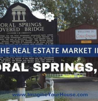 Coral Springs Real Estate Market Report for July 2016