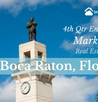 East Boca Raton FL Real Estate Market Report Year Ending 2017