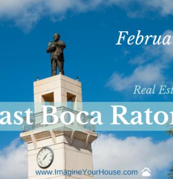 East Boca Raton Real Estate Market Report for February 2017