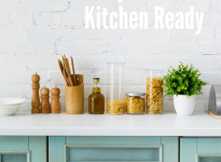 How to Get your Kitchen Ready When Selling a Home