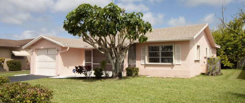 Home for sale at 9503 NW 81st Mnr Tamarac FL