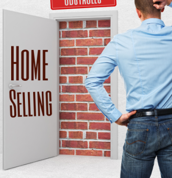 Obstacles encountered when selling a home