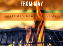 Real Estate News and Events from May